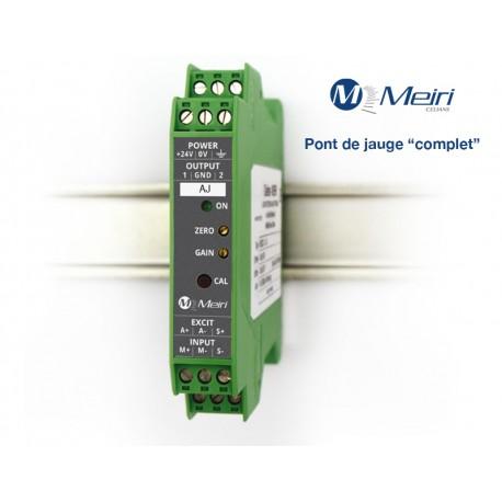 Conditioner Rail Din -ME520 AJ Microstrain