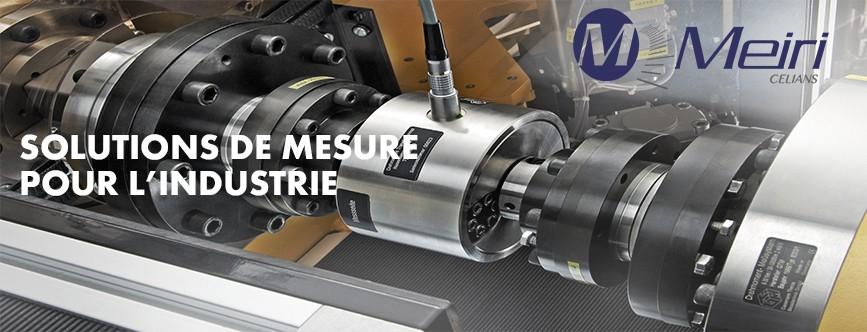 Meiri, solutions de mesure pour l'industrie