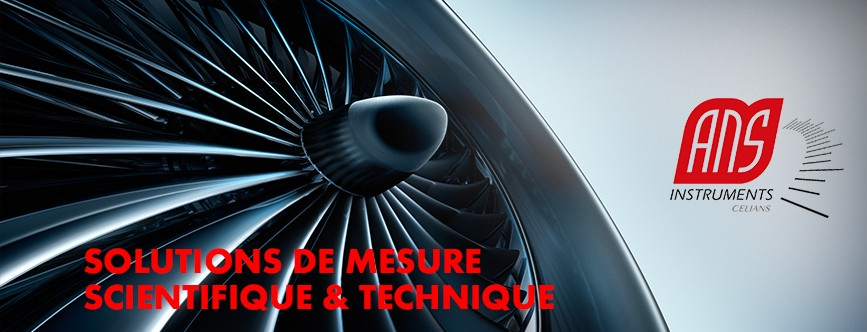 ANS solutions de mesure technique et scientifique